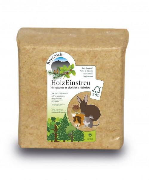 Bayerische Holzeinstreu im kleinen Pack