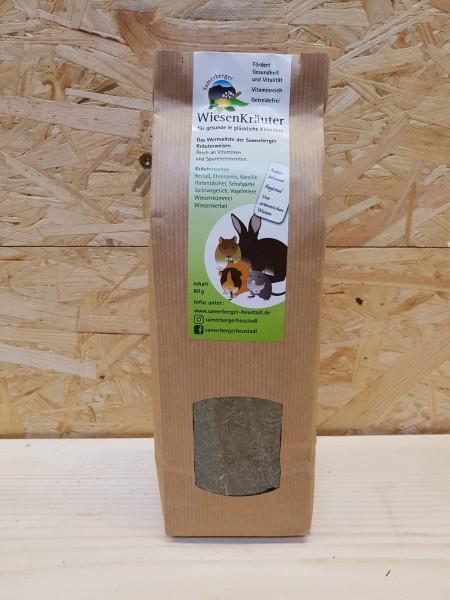Samerberger Wiesenkräuter im 80 g Papierbeutel