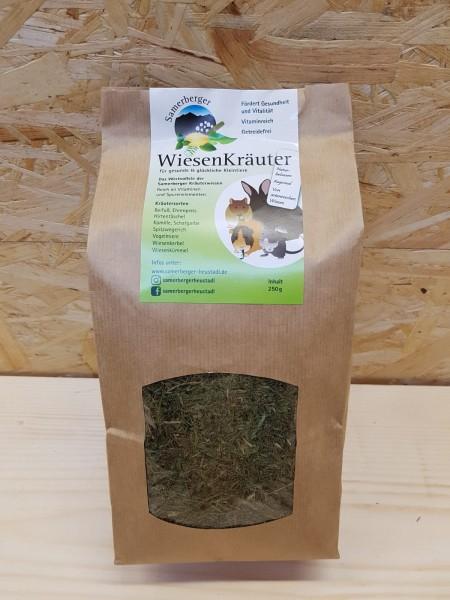 Samerberger Wiesenkräuter im 250 g Papierbeutel
