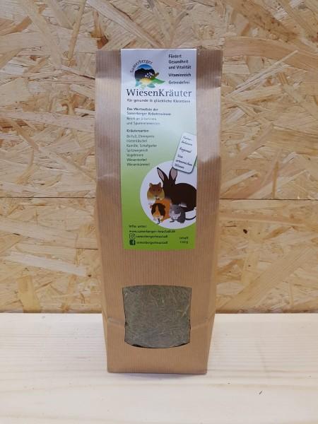 Samerberger Wiesenkräuter im 150 g Papierbeutel