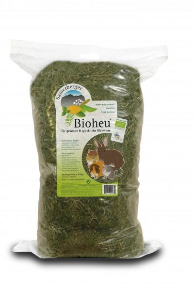 Samerberger Bioheu im 4kg Vorteils-Sack